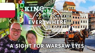 A Sight For Warsaw Eyes - Exploring Warsaw & Krakow | Next Stop Everywhere