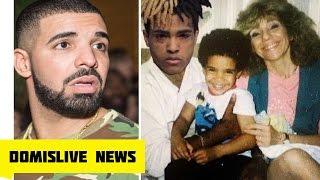 XXXTENTACION Trolls Drake and His Mom on Twitter & Instagram Live