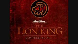 Returns, King of Pride Rock (#2) - Lion King Complete Score