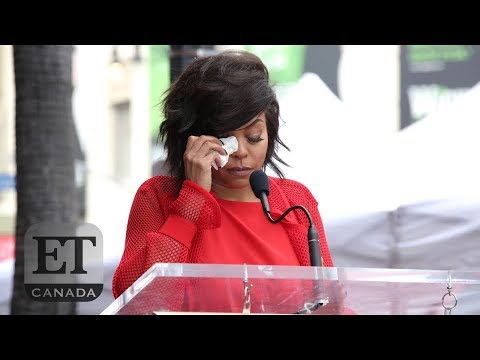Sherry Mackey - Taraji P. Henson Talks About Her Grandmother's Prayers at Walk of Fame