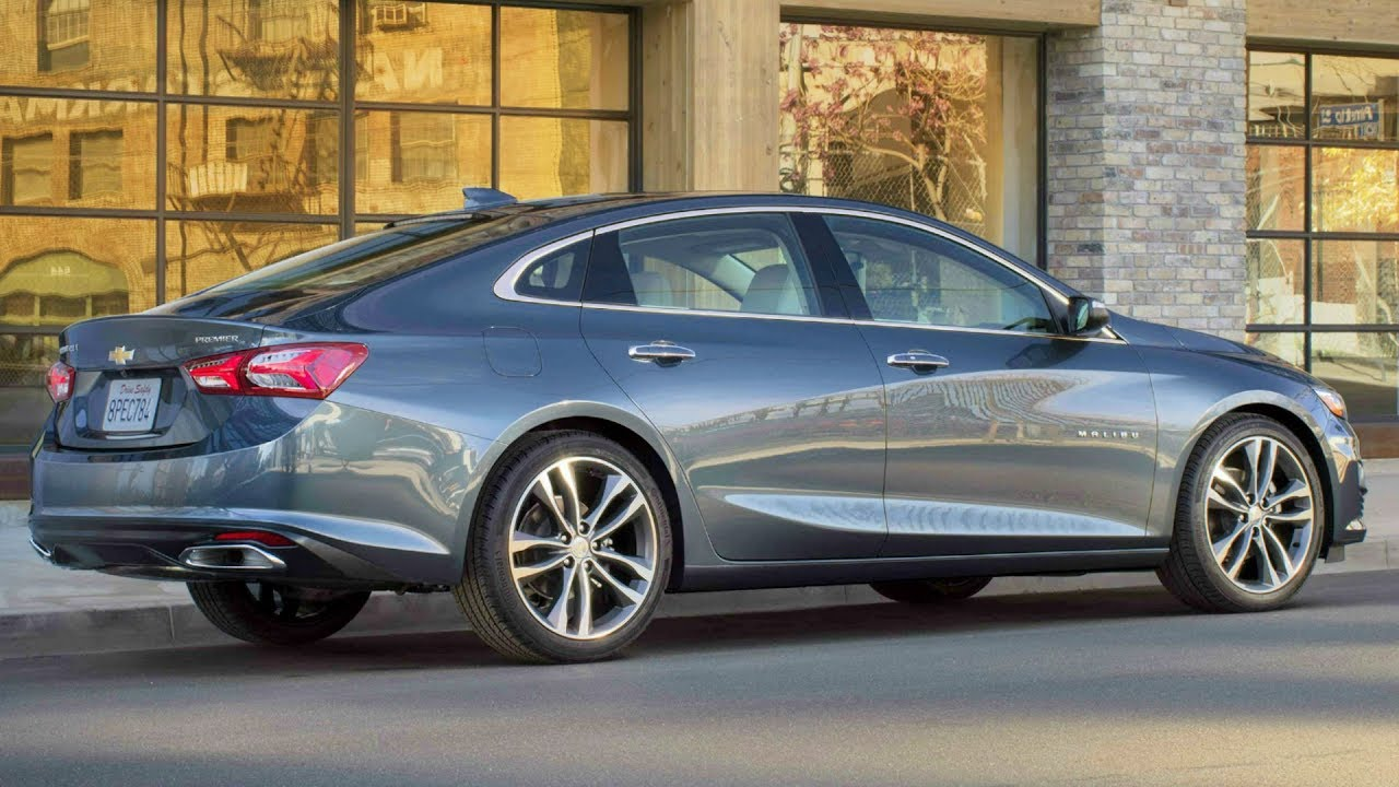 2019 Chevrolet Malibu Premier - New Design - YouTube