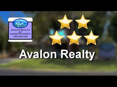Avalon Realty Las Vegas Exceptional Five Star Review By Bruce