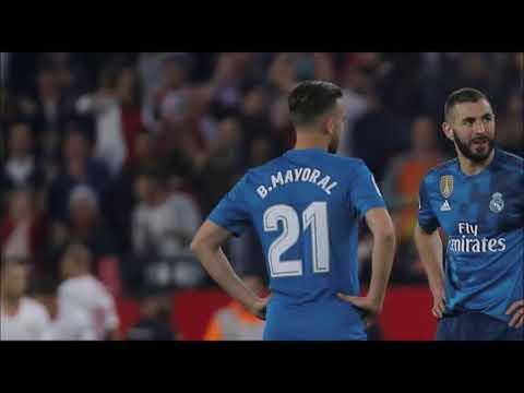 BORJA MAYORAL reacción post REAL MADRID 2-1 LEGANES (28/04/2018) | LIGA JORNADA 35из YouTube · Длительность: 3 мин37 с