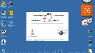 Odis-S Service 4.3.3 installation