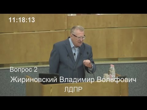 Russian politician Zhirinovsky speaks about Donetsk referendum legitimacy (English subs)