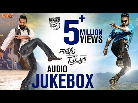 Nannaku Prematho Jukebox I Jr.Ntr | Rakul...
