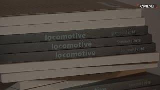 Locomotive  Հայաստանի անգլալեզու առաջին գրական հանդեսը