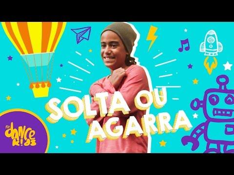Solta ou Agarra - Carrossel - Coreografia | FitDance Kids