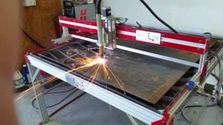 march made cnc plasma cutting 3 8 ar500 plate