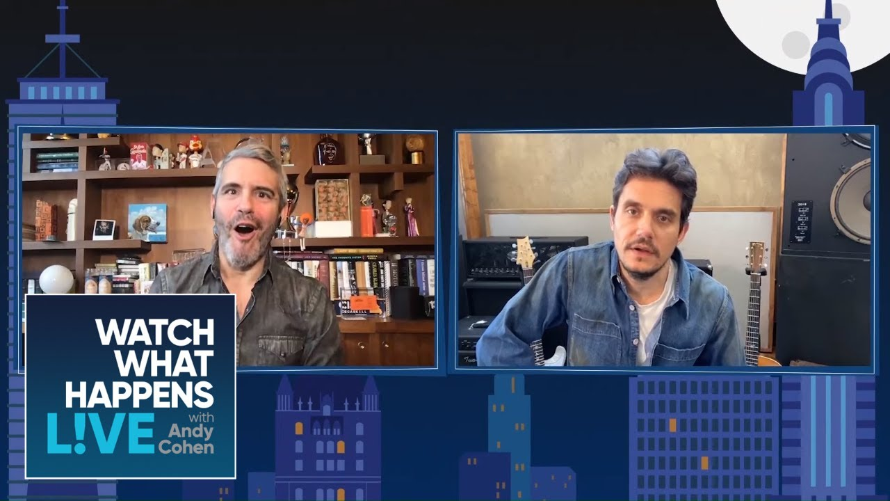 John Mayer on the Dead & Company Group Chat | WWHL
