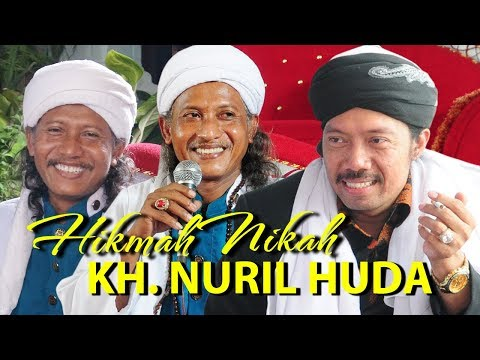 KH  Nuril Huda, Hikmah Nikah, Wedding Ridho & Dinda