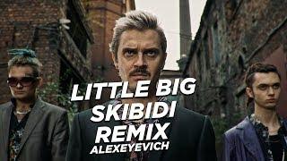 LITTLE BIG - SKIBIDI (ALEXEYEVICH REMIX)
