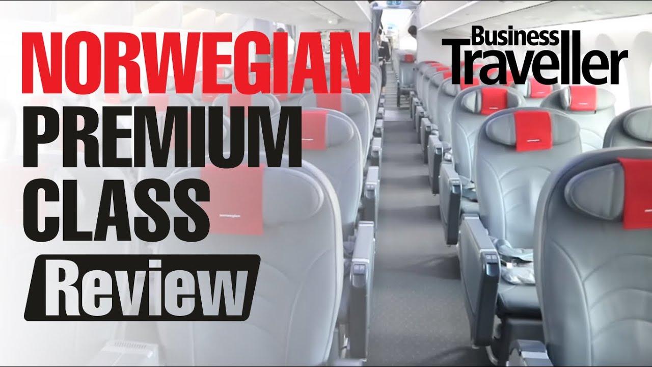Norwegian Premium Cabin, London to New York - Business Traveller
