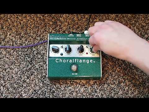 Fulltone Choralflange Chorus/Flanger