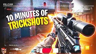 10 Minutes Of The CRAZIEST Modern Warfare Trickshots! (TRICKSHOTS AND MORE)