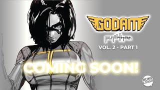Komik GODAM - Putih Hitam Vol.02