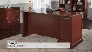 Saratoga Collection from  Bush Furniture
