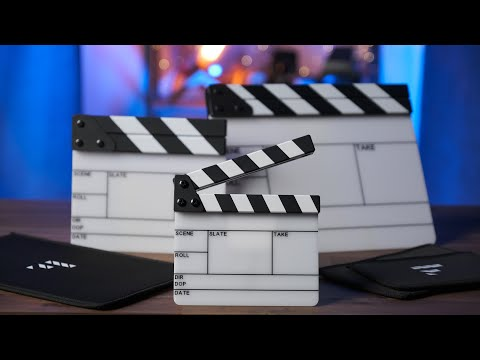 The Only Slate You'll Ever Need - Filmsticks