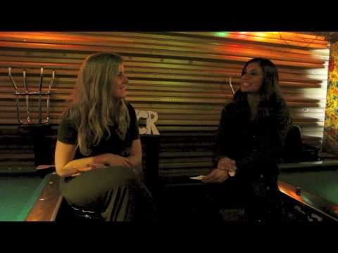 Linnea Olsson Interview at The Casbah San Diego - KCR Secret Sessions
