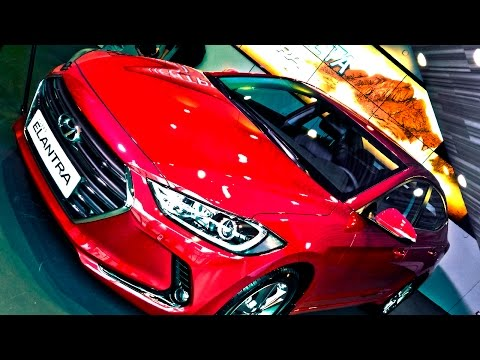 Стоит ли своих денег Первый обзор российской Hyundai Elantra 2016 2017 Хендай Элантра