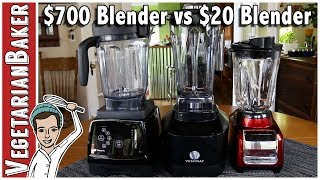 $700 Blender Vs. $20 Blender | Which Blender is the Best? thumbnail
