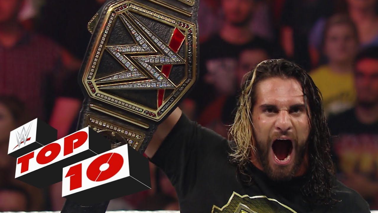 Download Top 10 WWE Raw moments: April 6, 2015