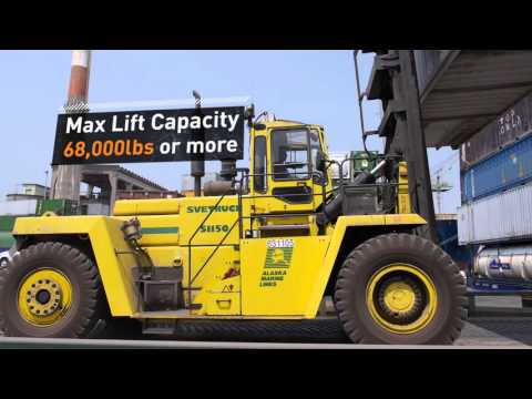 Maritime Training: Container Yard Forklift Safety