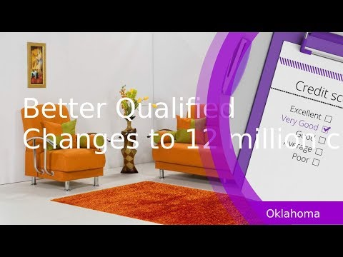 Managing No Credit/Best FICO Score/Better Qualified/Oklahoma/Knowing