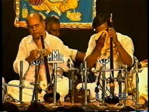 Sheik Chinnamoulana - Nadaswaram_147th Thyagaraja Aradhana, Thiruvaiyaru (1994)_20m 26s