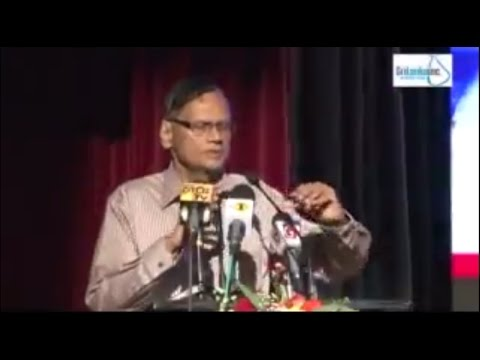 Constitution, Reconciliation and You - Prof. G.L. Peiris