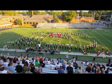 Oak Ridge TN, High School Marching Band