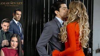 Por Amar Sin Ley 2 - Capítulo 64: Tatiana y Juan se besan - Televisa