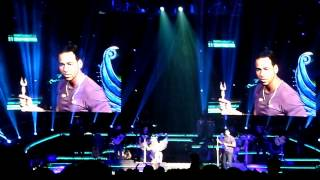"Romeo Santos performs ""All Aboard"" LIVE in Miami"