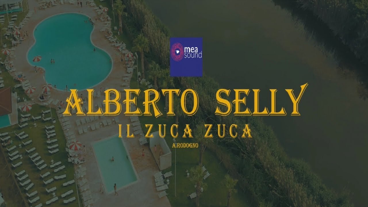 Alberto Selly - IL ZUCA ZUCA (Official video)