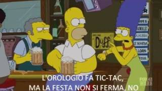 SIGLA SIMPSON TIK TOK CON SOTTOTITOLI IN ITALIANO.wmv