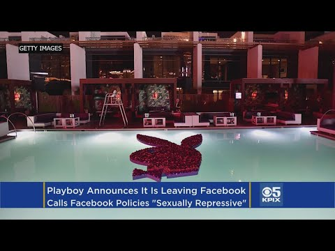Playboy: We're Quitting Facebook Over Data Scandal