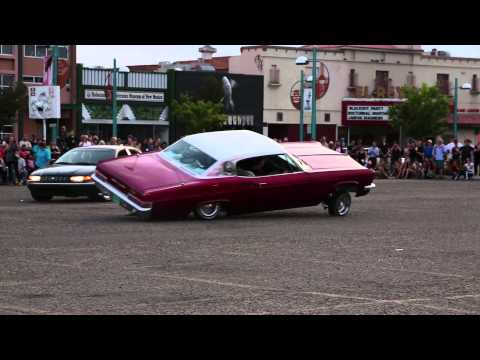 ISEA2012 Downtown Block Party: Lowrider Symphony 505