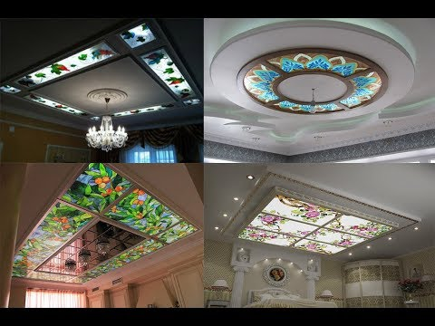 Gypsum False Ceiling Design P.O.P ceiling designs (AS Royal Decor)