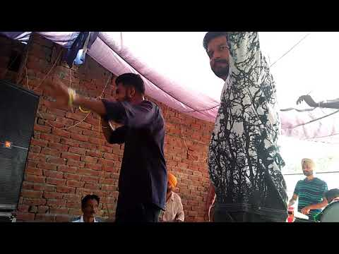 Hardeep Atwal And Happy Atwal Live Performance In Ferozepur