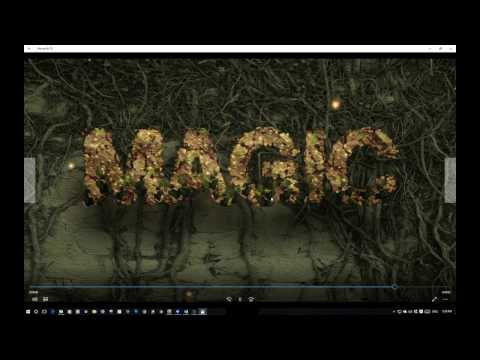 Blackmagic Fusion: Grunge and Organic Text Tutorial