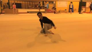 Bboy Thanh - Coupole Double Suicide