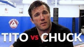 Tito Ortiz vs Chuck Liddell 3 has a date...