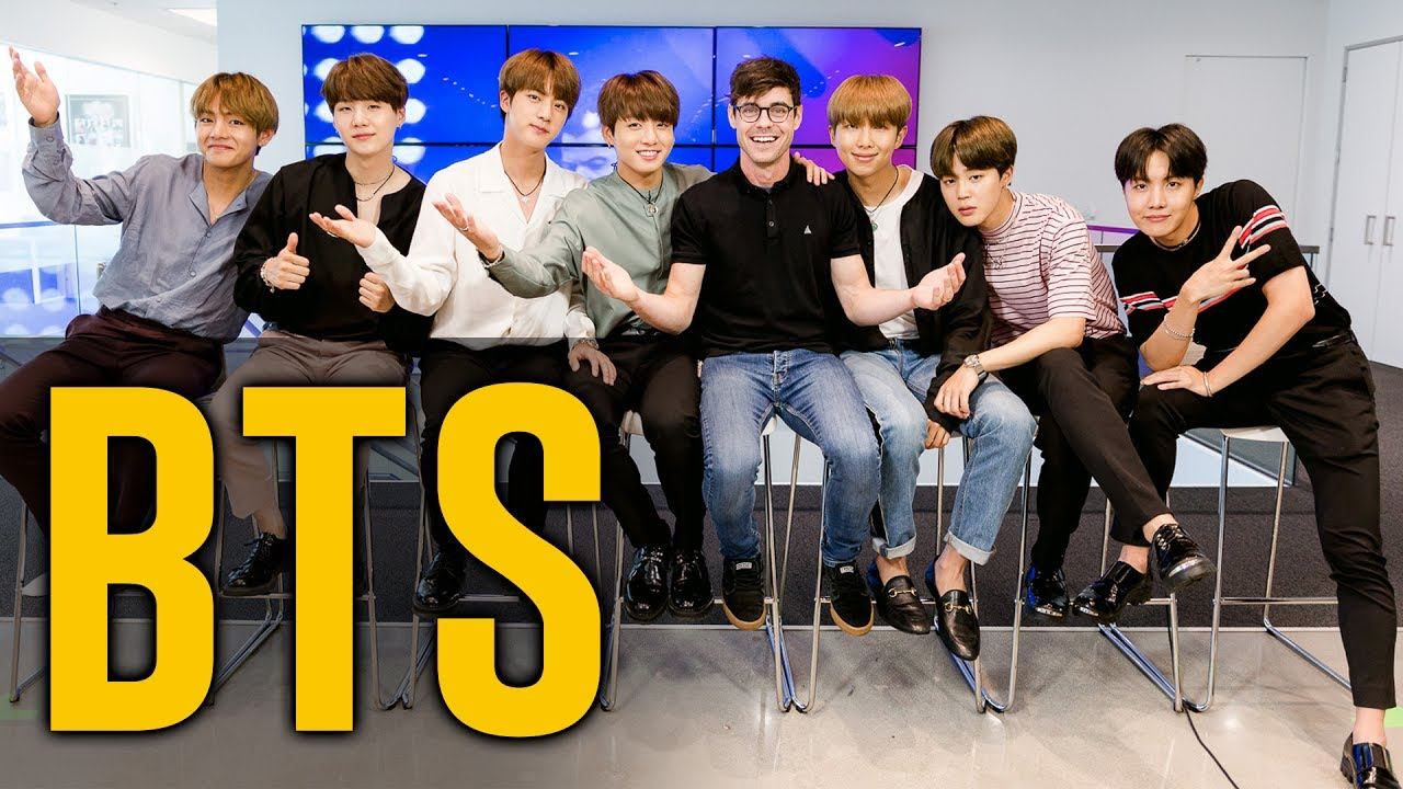 Who takes the best selfies in BTS? MY FM interview | allkpop