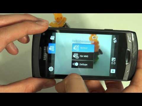 Samsung S8530 Wave II Test Kamera