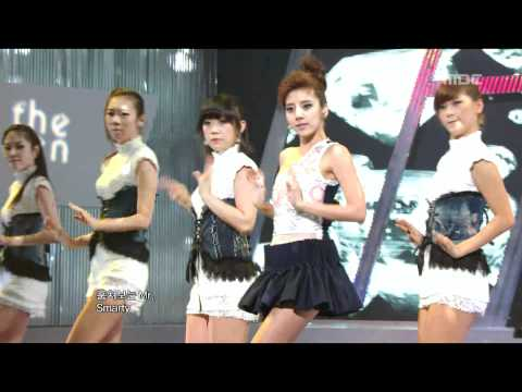 Son DamBi - Queen, 손담비 - 퀸, Music Core 20100821
