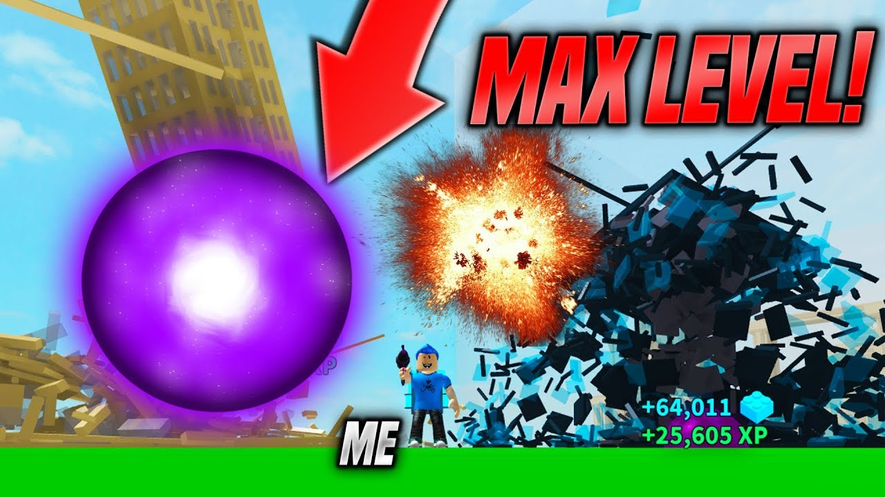 BLACK HOLE PACK IN DESTRUCTION SIMULATOR IS INSANE! *MAX ...