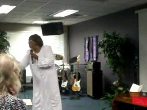 Spirit Life Worship Center Independence Missouri Guest Apostle Sarah White