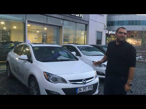 2016 Opel Astra Sedan 1.6 Cdti 136 Hp 6AT Test