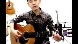 Tình yêu lung linh guitar