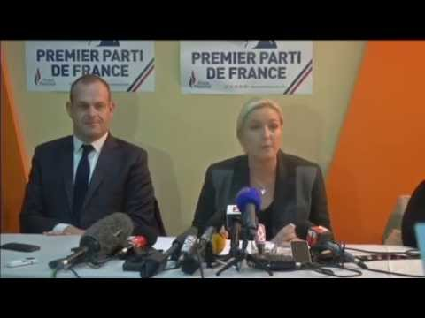 Russians Funding Le Pen: Moscow bank finances France's far-right National Front